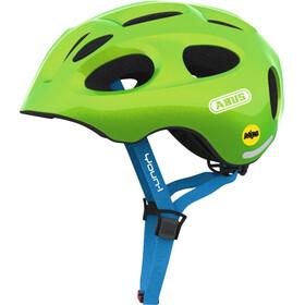 ABUS Youn-I MIPS Helmet sparkling green